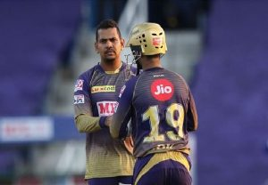 IPL 2020: KKR's Sunil Narine reported for suspected illegal bowling action against Kings XI Punjab