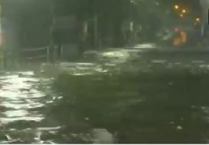 Mumbai Rains: Water logging in parts of the State, IMD issues red alert for today