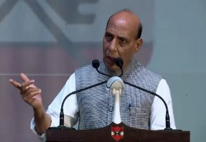 Peace can only be ensured through the ability to deter war, says Rajnath Singh | TOP POINTS