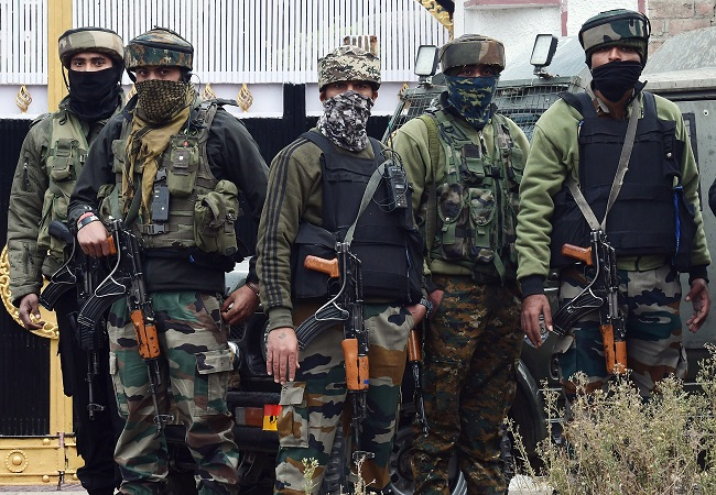 Major success for security forces, Hizbul Muhajideen chief commander Saifullah killed in encounter