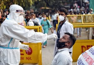 Coronavirus: Single day rise of 72,330 new COVID-19 cases, 459 fatalities push India's tally of cases to 1,22,21,665