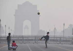 Delhi Air Quality: AQI of the national capital improves to 'moderate' category, likely to deteriorate