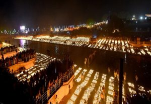 Deepotsav in Ayodhya: Grand celebrations turn temple town into city of lights