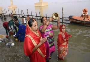Chhath Puja: UP govt urges people to celebrate festival at home, follow Covid-19 norms