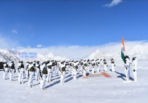 Constitution Day: Indian Armed Forces in Siachen and Kargil reads the preamble