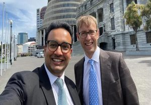Indian origin doctor creates history, elected as New Zealand MP; takes oath in Sanskrit (VIDEO)