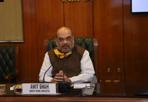 Farmers meet Home Minister Amit Shah before 6th round of talks