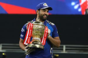 After winning the 13th edition of IPL, Mumbai Indians skipper Rohit Sharma says Just wanted to capitalise on first three-four overs during run chase