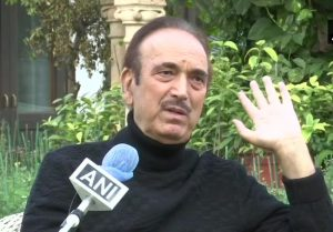 Congress at its lowest in 72 years, party's structure has collapsed: Ghulam Nabi Azad