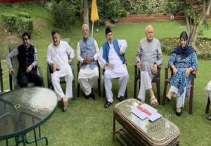 Army veterans, former senior police officers denounce Gupkar alliance, call for prosecution of its leaders