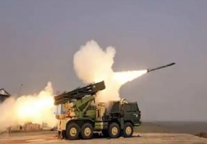 India successfully test-fires advanced version of Pinaka rockets