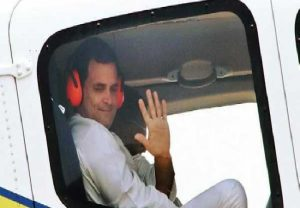 Rahul Gandhi leaves for Milan amid farmers protest & Congress party chief polls