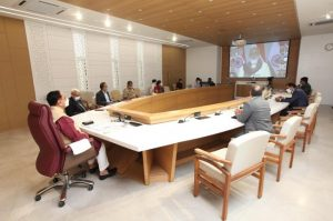 Fighting Covid-19: CM Rupani outlines measures by Gujarat govt, during video interaction with PM Modi