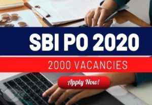SBI PO Recruitment: 2,000 vacancies up for grabs, here is how to apply