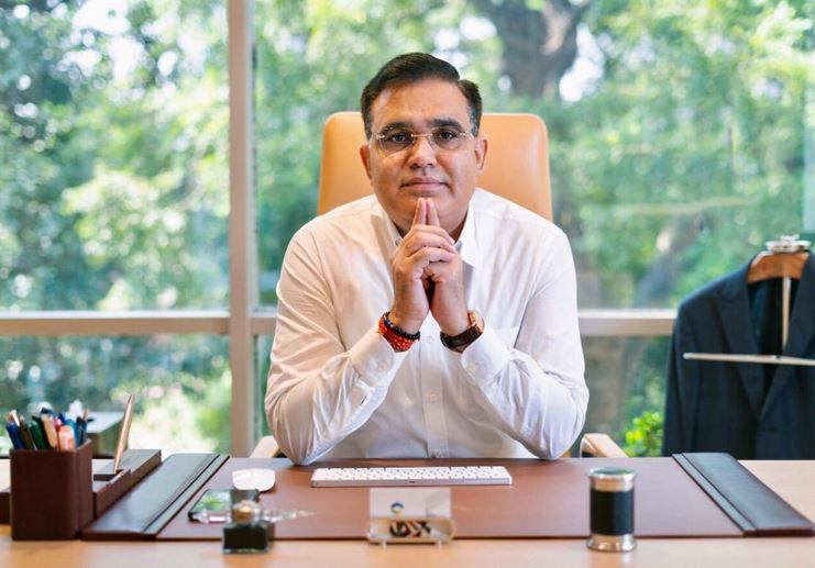 'Tika Utsav' is another bold move for faster vaccination while keeping economy on track: SK Narvar, Capital India Corp chairman