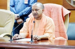 CM Yogi lambasts 'Gupkar gang', asks Congress to come clear on 'unholy alliance'