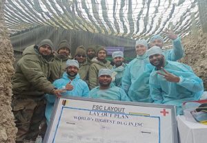 Army doctors achieve new feat, successfully remove soldier's appendix at 16,000 feet