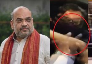 Congress and its allies have shamed democracy once again: Amit Shah on Journalist Arnab Goswami's arrest