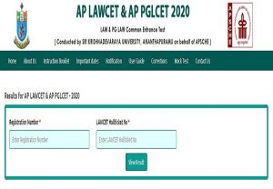 AP LAWCET, PGLCET results 2020 released: Check here