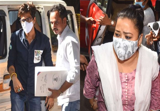After Bharti Singh, husband Haarsh also arrested by NCB for possession of cannabis