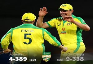 Ind vs Aus: Smith shines again as Australia crush India by 51 runs for an unassailable 2-0 lead