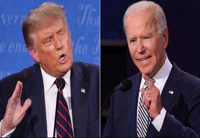 US Elections 2020: Joe Biden leading race by 14 electoral votes