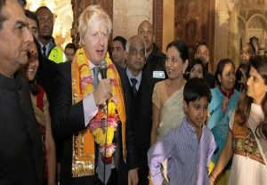 UK will defeat COVID-19 like Lord Ram & Sita defeated Ravana, says Boris Johnson in Diwali message