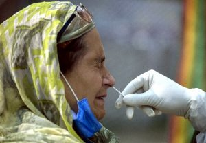 India's total cases rise to 99,06,165 with 22,065 new COVID-19 infections
