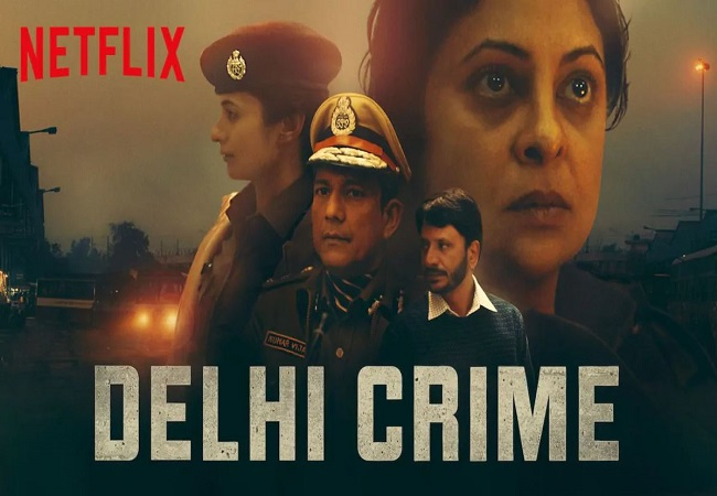 Netflix show 'Delhi Crime' wins International Emmy for Best Drama Series