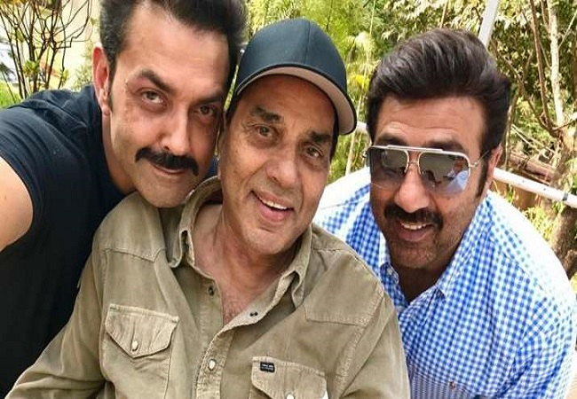 Three generations of Deol family to star in 'Apne 2'