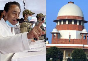 SC stays Election Commission's revocation of Congress leader Kamal Nath's star campaigner status
