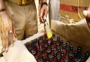 UP: 55,956 litres of illicit liquor seized by Excise Dept, in special drive during Diwali
