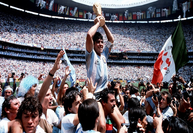 Argentina observes 3-day mourning for Maradona