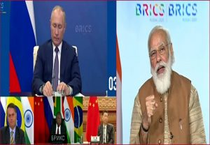 Countries supporting terrorists need to be held accountable, says PM Modi at 12th BRICS summit