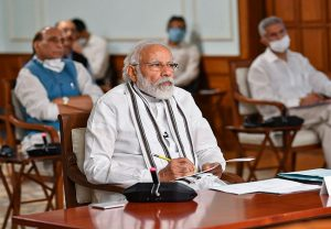Terrorists, gunned down in Nagrota, planned terror attack on 26/11 anniversary; PM holds review  meet