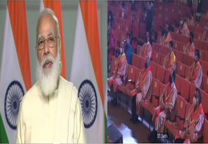 COVID-19 has taught the world self-reliance is necessary: PM Modi at IIT-D convocation