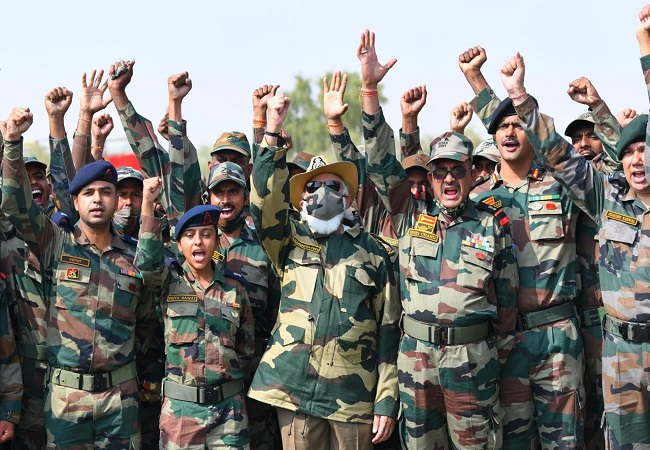 Our Army can strike terror havens anywhere, anytime: PM Modi