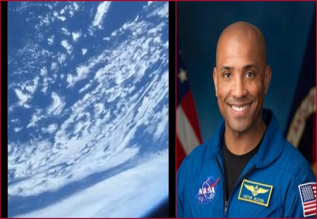 NASA Astronaut shares his first video of Earth from Space, leaves Twitter awestruck