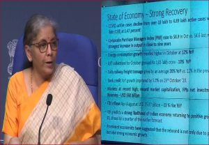 FM Sitharaman announces Atmanirbhar Bharat 3.0 measures to generate opportunities during Covid-19 recovery phase | TOP POINTS