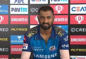 Cricketer Krunal Pandya stopped at Mumbai Airport over suspicion of being in possession of undisclosed gold and other valuables