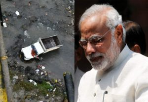Himachal Pradesh Road Accident: Seven killed, one injured after a vehicle fell down in Suketi Khad water stream; PM Modi condoles death