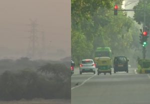 Delhi Pollution: Air quality in national capital remains in the 'very poor' category