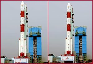 Countdown for launch of PSLV-C49 satellite begins