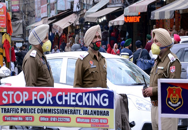 Punjab imposes night curfew from Dec 1, doubles fine for not wearing masks