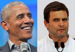 """Eager to impress"" but ""lacked either the aptitude or the passion"": Barack Obama on Rahul Gandhi"