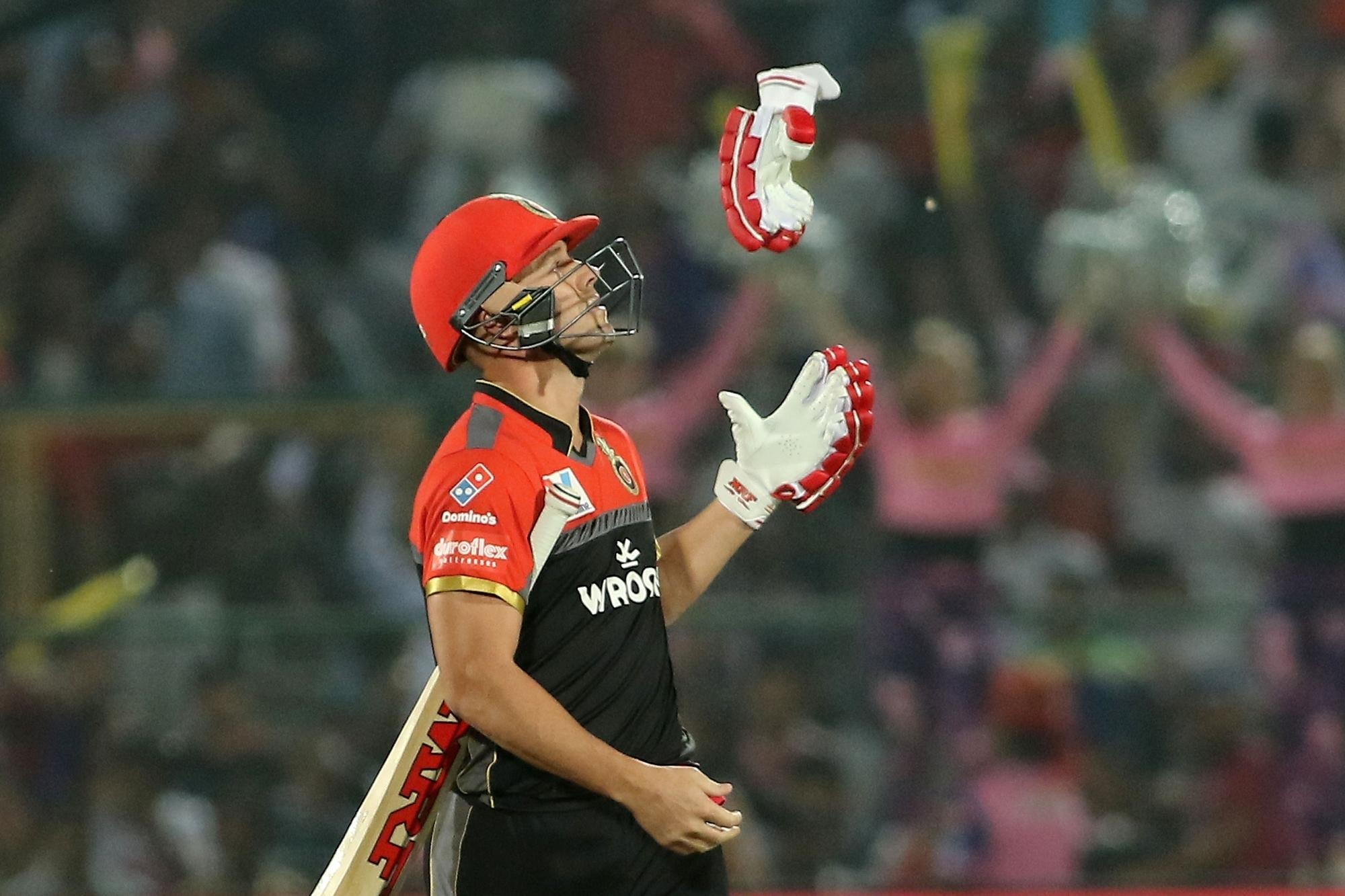"""IPL 2020: AB De Villiers says """"terrible feeling"""" to lose 3 consecutive matches"""