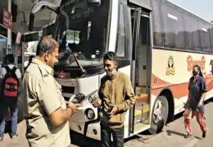 Big recovery in travel: Around 1.5 lakh estimated to travel from Delhi by bus during Diwali!