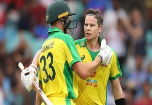 Ind vs Aus: Steve Smith, Glenn Maxwell power Australia to 389/4