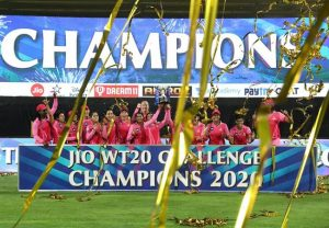 Women's T20 Challenge: Trailblazers spinners choke Supernovas to help claim maiden title by 16 runs