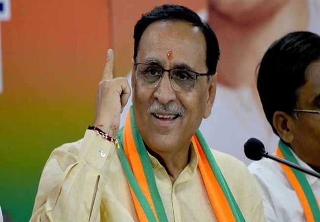 It's trailer for upcoming elections, Congress is a sinking ship: Gujarat CM On BJP's Lead In By-Polls